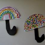 fingerprint umbrella craft
