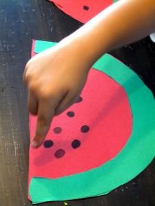 fingerprint waterlemon craft