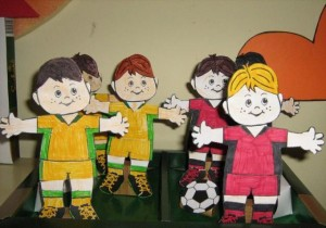 footballer craft