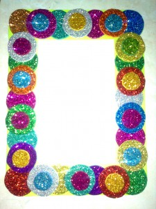frame craft for kids