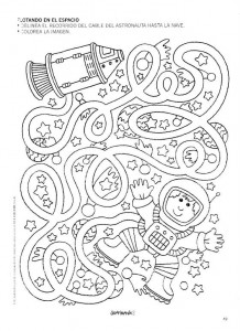 Space Worksheet For Kids Crafts And Worksheets For