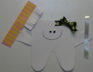free dental craft