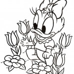 free duck coloring page for kids (13)