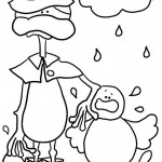 free duck coloring page for kids (30)