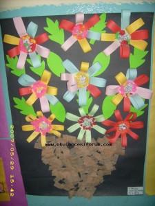 free flower craft