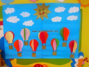 free hor air balloon craft