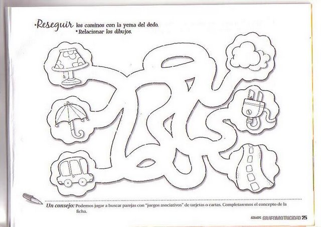 Printable Shape maze worksheet for kids – Maze Worksheets for Kindergarten