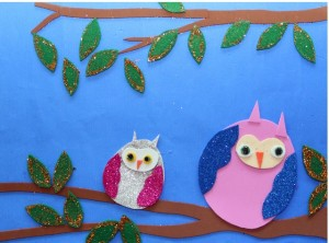 free owl craft