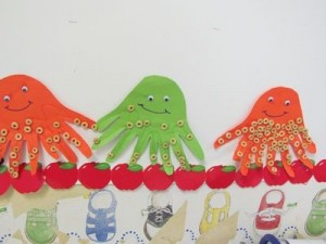 free paper octopus craft idea for kids (2)