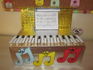 free piano craft