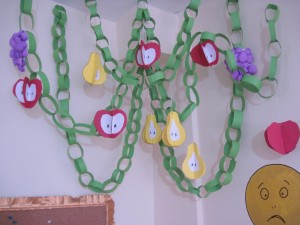 fruit craft for kdis