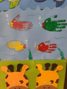 handprint_fish craft