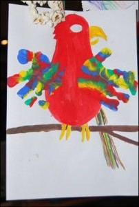 handprint_parrot_craft