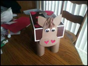 horse box craft