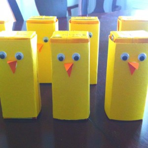 juice box chick craft