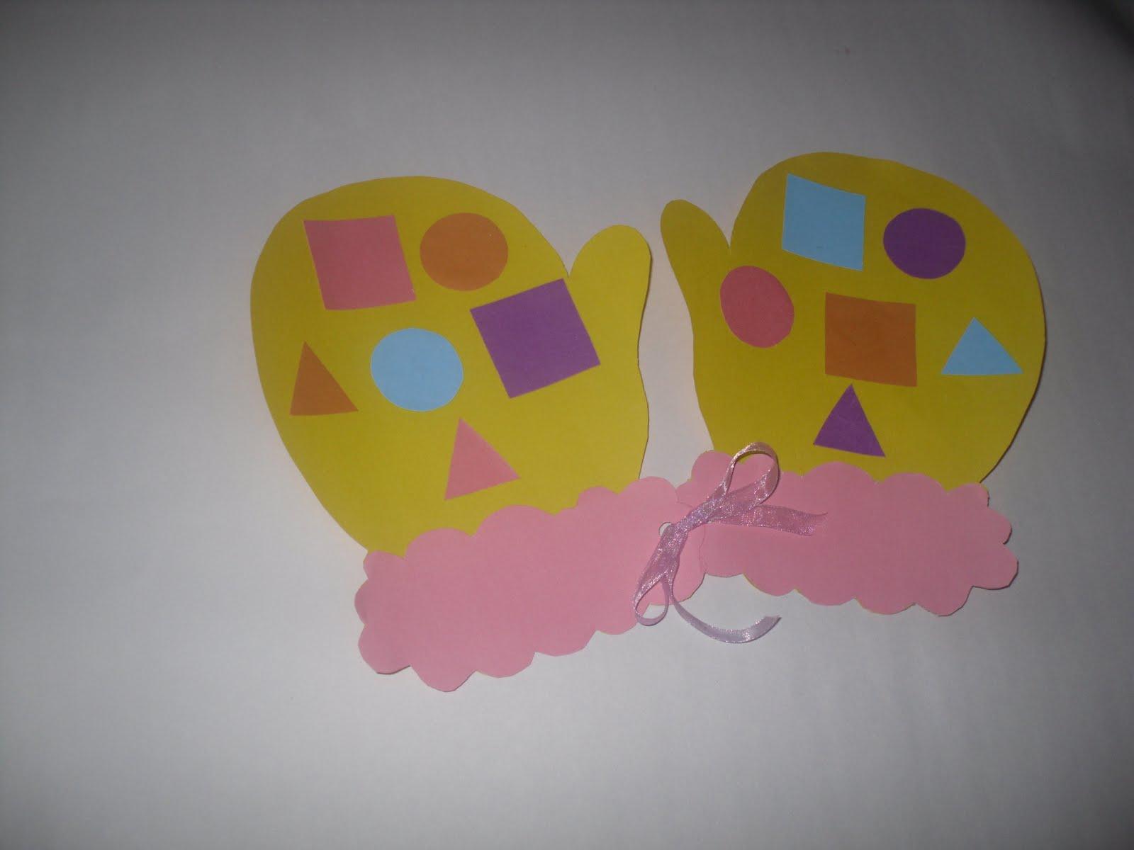 mittens crafts