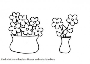 more_or_less_worksheets_flower
