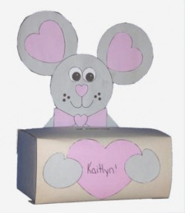 mouse box craft