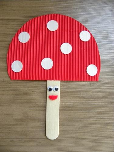 mushroom craft