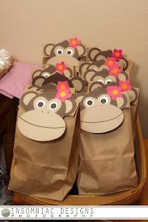 Monkey craft idea for kids Crafts