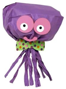 paper bag octopus craft 1