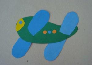 paper plane craft