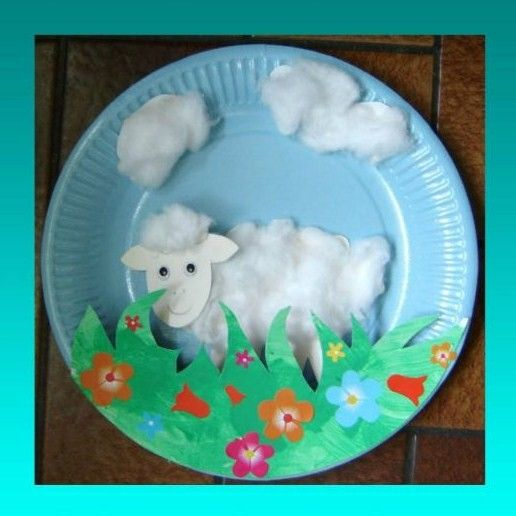 Paper Plate Flower Craft Crafts And Worksheets For Preschool