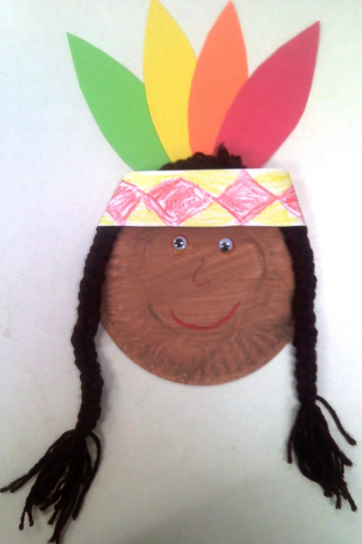 Crafts actvities and worksheets for preschool toddler and for American indian crafts for kids