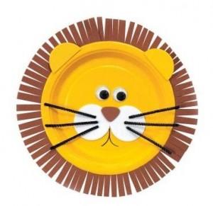 paper_plate_lion