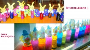 plastic bottle craft for kids