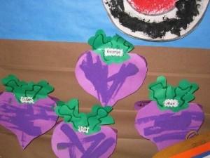 Vegetables Craft Idea For Kids Crafts And Worksheets For