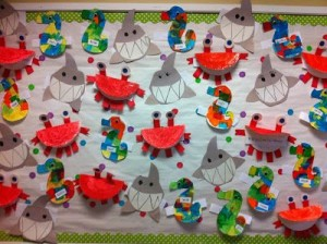 sea animal craft