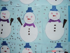 snowman craft idea for kids (3)