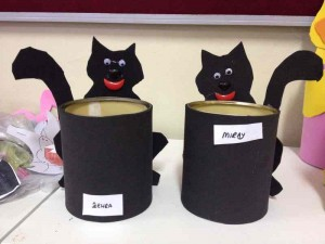 tin can cat craft