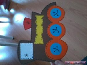 train crafts