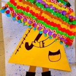 umbrella girl craft