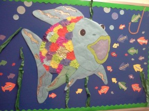 under the sea bulletin board 1