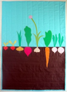 vegetable bulletin board