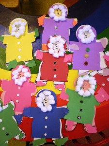 Winter Clothes Craft For Preschool Kids Crafts And