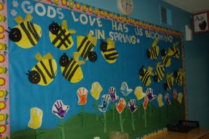 Cute Spring Bulletin Boards