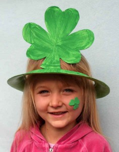 Shamrock hat Craft