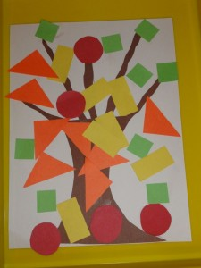 Shapes tree