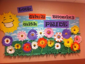 Spring Bulletin Board For Kids Crafts And Worksheets For