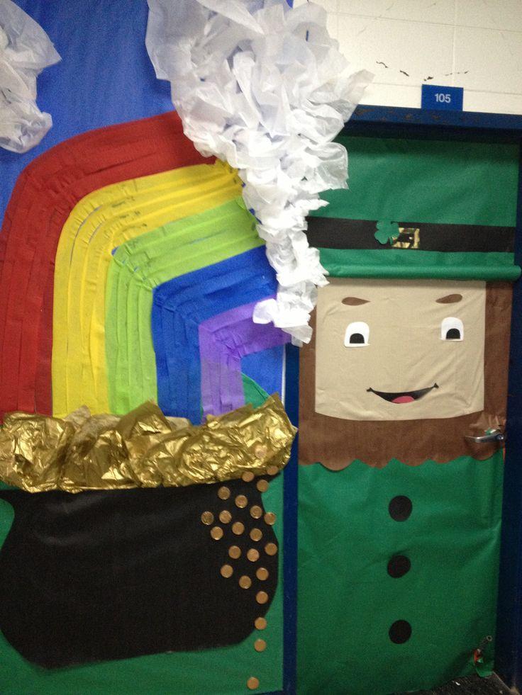 St. Patrick's Day Door 2