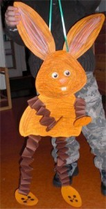 accordion bunny craft (1)