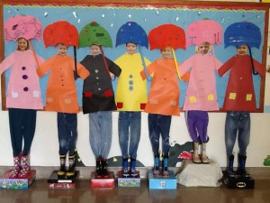 april-showers-bulletin-board