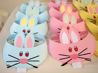 Easter Bunny Craft Idea For Kids