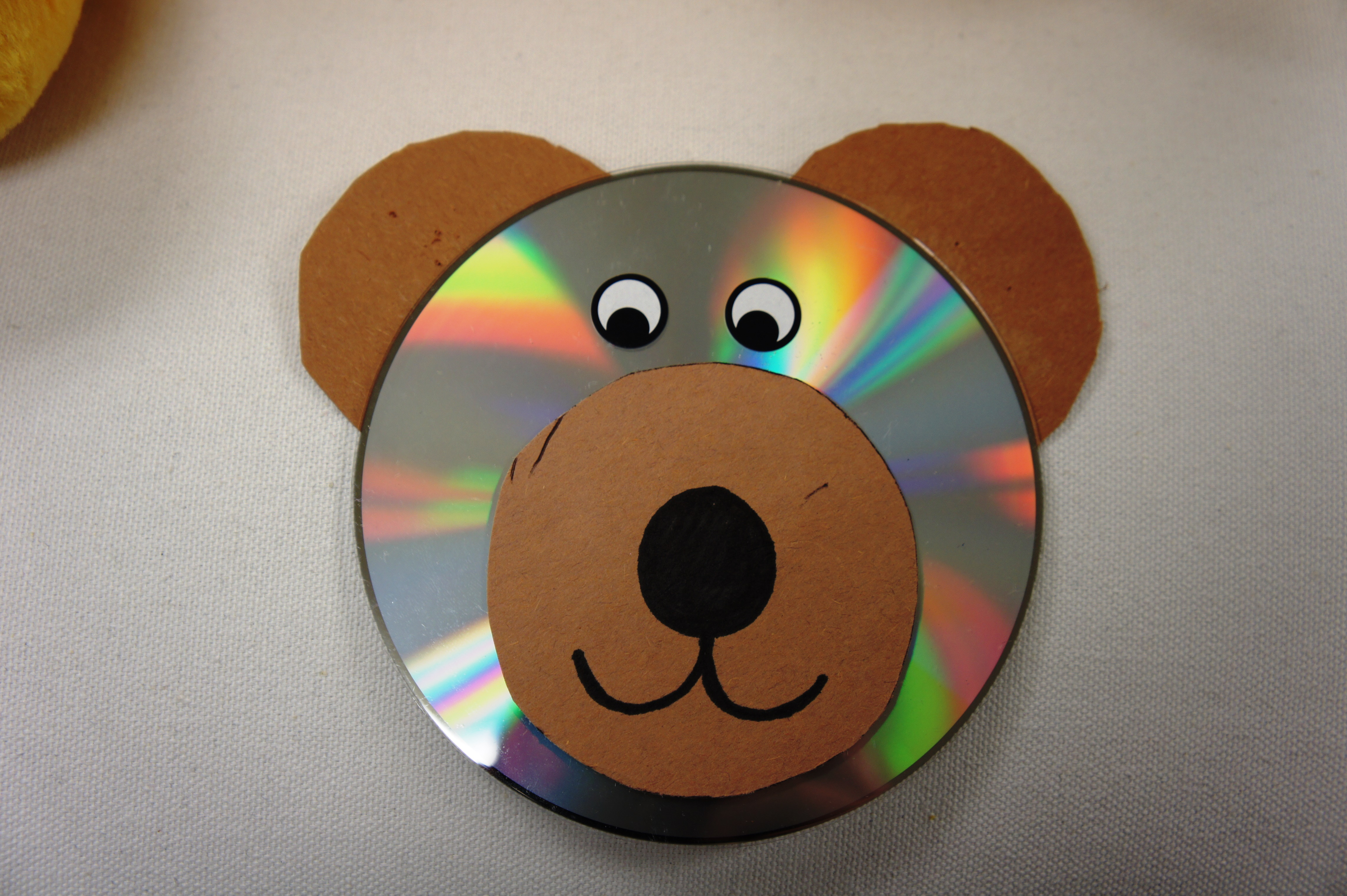 Teddy Bear Craft Ideas For Toddlers
