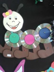 cd caterpillar craft