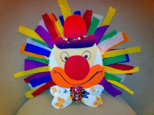 clown crafts